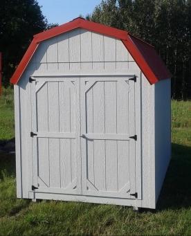 lofted barn (Cape Cod Grey)
