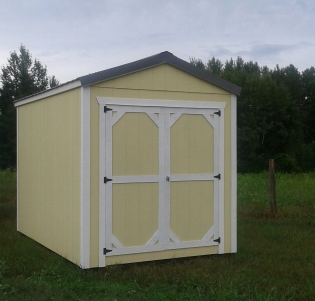 Standard Shed (Arctic Poppy)