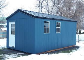 12 x 20 standard shed